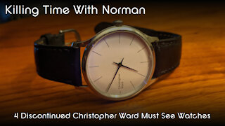 4 Discontinued Christopher Ward Watches You Should Know