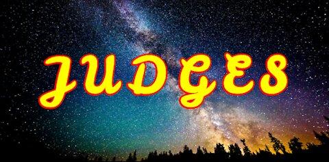 Word of God - Judges - Book 07
