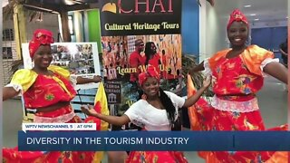 Black tourism leaders work to overcome diversity issues