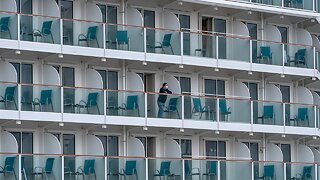 10 More People Test Positive For Coronavirus On Cruise Ship