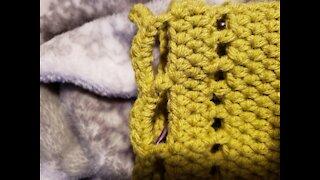 Crochet Arches Edging