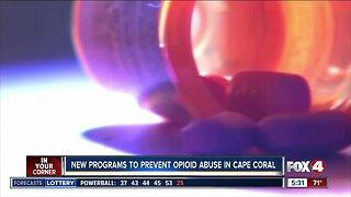Cape Coral Police Department announces new substance abuse community education program