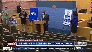 Dr. Birx gives warning to Las Vegas on COVID-19 response