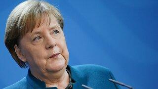 German Chancellor Angela Merkel self-quarantines