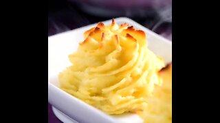Mashed Potato Rosettes