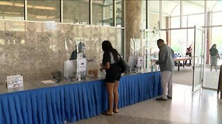 More people signing up to be poll workers, cities still recruiting