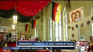 Germanfest underway at GAST Center in Tulsa