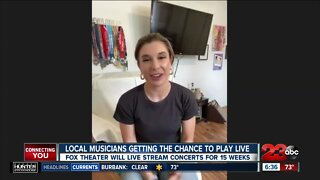 Getting back on the stage with the Live Stream Vaccine concert series