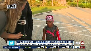 Fort Myers youth runners ranked as fastest in the country - 7am live report