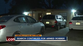 Robbery suspect pistol-whips Tampa homeowner before stealing jewelry, cash