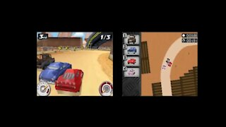 Cars Mater National Championship DS Episode 4