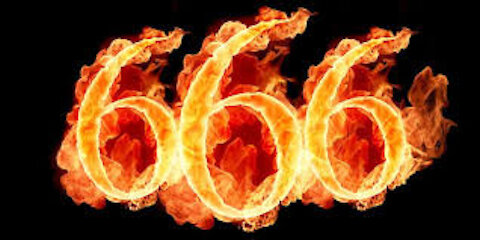 666 ? WELL IT SEEMS TO LOOK LIKE IT