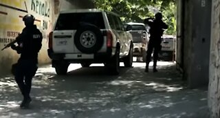 Detienen a presuntos asesinos del presidente haitiano Jovenel Moise