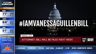 #IamVanessaGuillen bill to be introduced Sept. 16 in Washington, family's attorney says