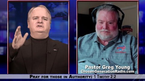 Pastor Greg Young Joins Dr. Chaps To Analyze Global Events