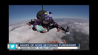 Effort to help orphans reaches new heights