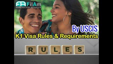 K1 Fiance Visa Requirements (Part 1)