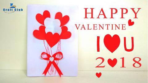 Happy Valentine 2018 , Best Valentine Card 2018