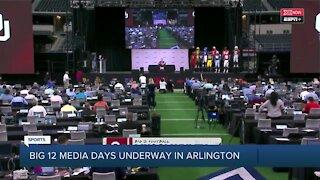 Big 12 media days underway
