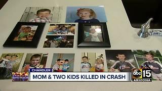 Relatives share memories of mother, children killed in I-10 crossover crash