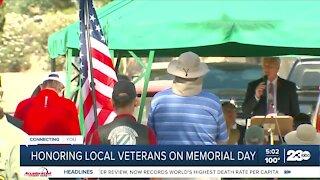 Memorial Day ceremonies commemorate local heroes throughout Kern County