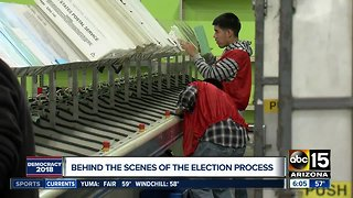 How your ballot is processed in Arizona