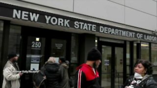 New Yorkers experience issues reapplying for unemployment