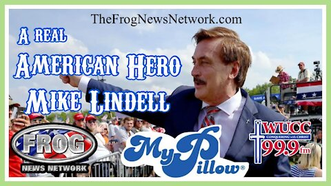 Mike Lindell a real American Hero !!! Tonight 9:30 pm est