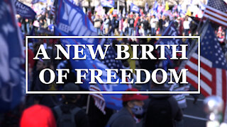 A New Birth of Freedom (Million MAGA March)