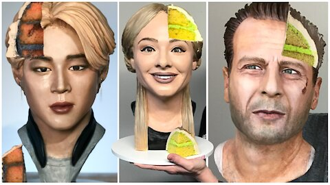 The most incredible hyperrealistic cakes compilation of 2020