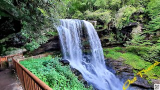 Dry Falls NC - Out There! Short Tales!