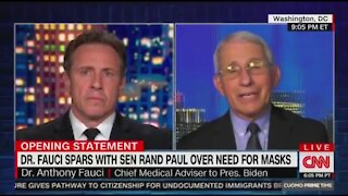 Fauci: If People Believe Rand They Could Get Infected