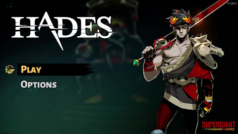 Hades is now on Playstation and Xbox!
