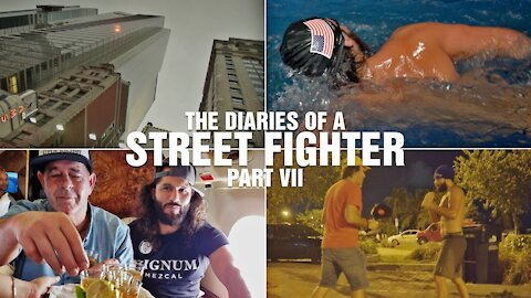 """The Diaries Of A Street Fighter Part VII: """"It's Fight Week"""" (Jorge Masvidal)"""