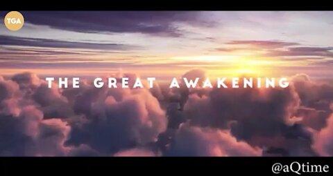 TGA - The Great Awakening - Destination 5D Platform