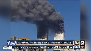 16 years later, remembering those lost in 9/11
