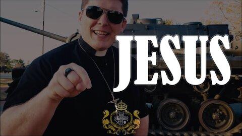 50 Cal Gospel: Jesus