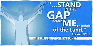 Taking a Stand - Filling the Gap