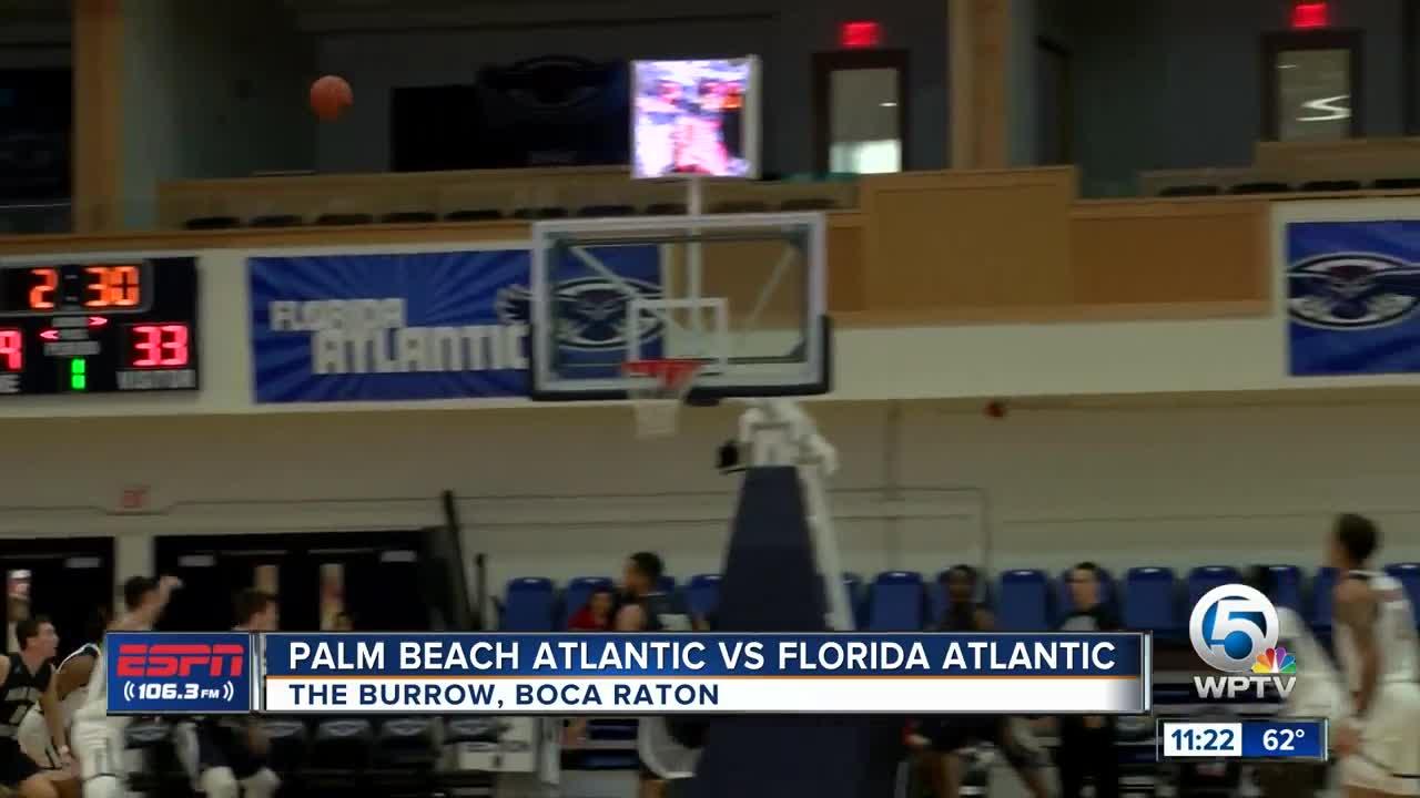 Palm Beach Atlantic vs Florida Atlantic