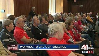 Community forum tackles gun violence around Kansas City