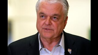Nevada governor wishes President Trump, first lady 'speedy recovery'
