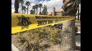 Las Vegas police investigate shooting near Rampart, Lake Mead