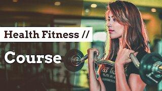 Health Fitness Training
