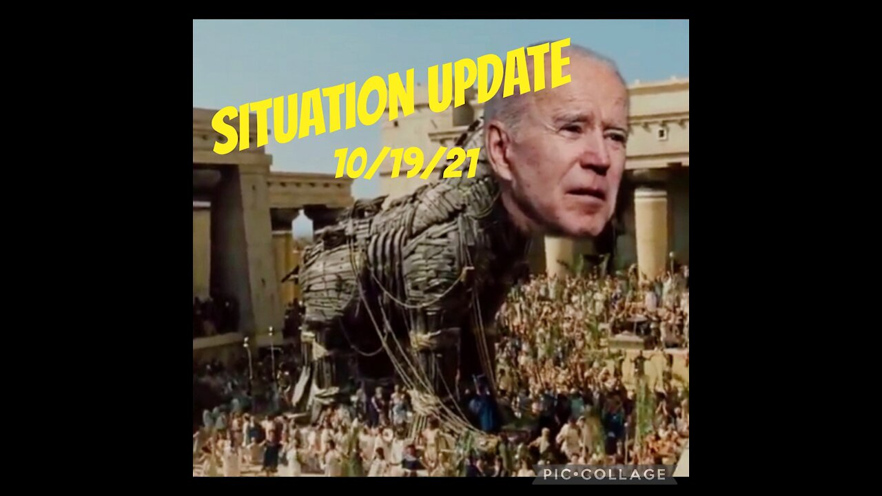 Situation Update: Trump's Private 50,000 Man Army! Military Ready At Any Time! Trump Return November!! - We The People News
