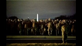 Why is the National Guard still deployed in our Nation's Capitol?