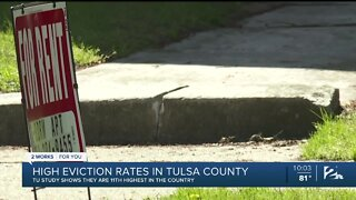 TU Law Study: Injustice in Tulsa eviction cases