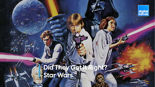 Did They Get It Right: Star Wars