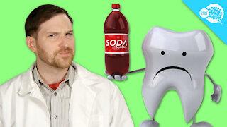 BrainStuff: Will Soda Really Ruin Your Teeth?