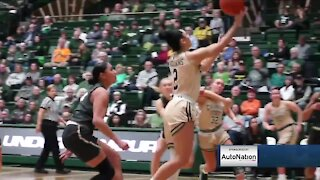 Ambition, work ethic fuel trail-blazing journey for CSU's Williams