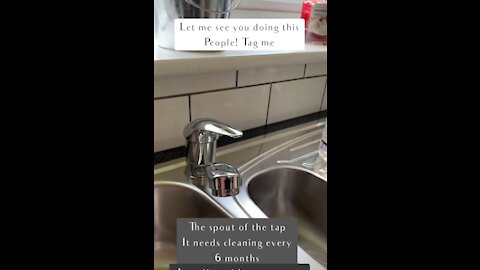 The Importance Of Cleaning Your Sink's Tap